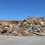 Pile of Wood Scraps